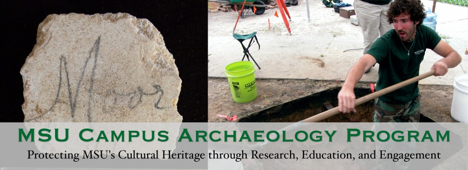Campus Archaeology Program
