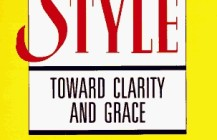 Style: Toward Clarity and Grace